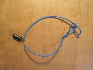 Armband aus Kabel